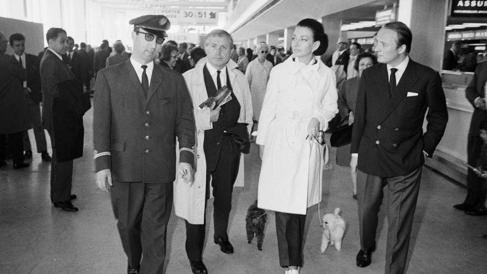 1969 yunan opera sanatçısı Maria Callas