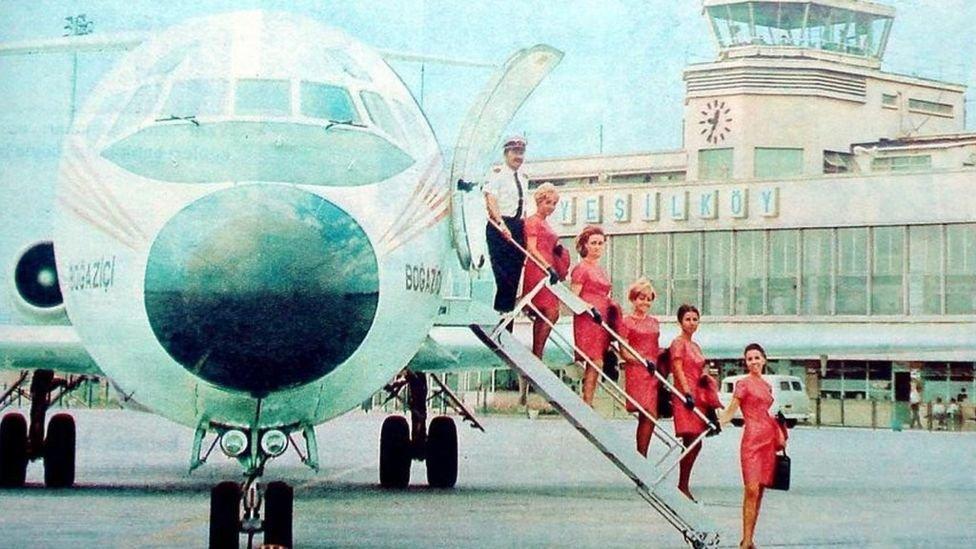 yeşilköy havaalanı 1968