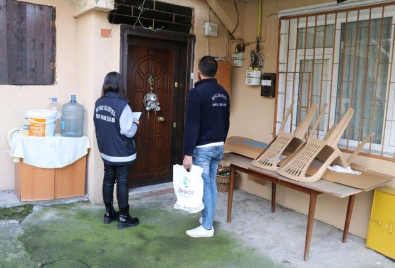 Beykoz Belediyesi'nden ihtiyaç sahiplerine et yardımı